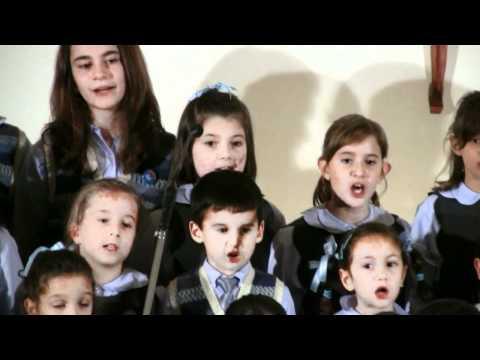 Sigla del Piccolo Coro Santa Maria Ausiliatrice