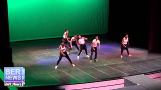 Rated E Dance Routine At Cedarbridge Academy, April 26 2014