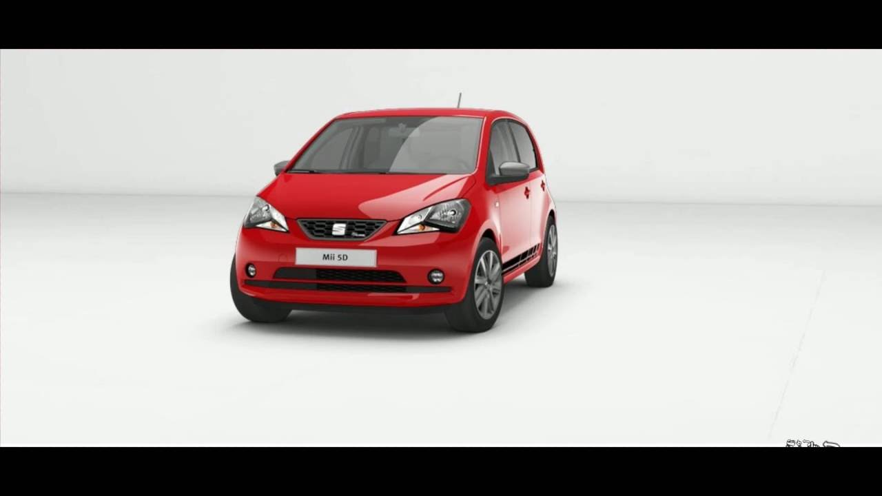 skoda citigo acceration 60-100
