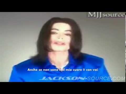 Michael Jackson: European Event 2005.( Sub Ita)