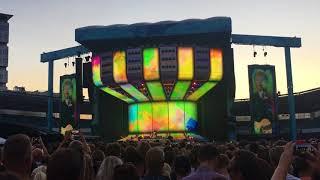 Ed Sheeran - Nancy Mulligan live, Ullevi, Gothenburg