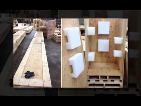 Industrial Crating | Salt Lake City, UT – BoxPac Inc.