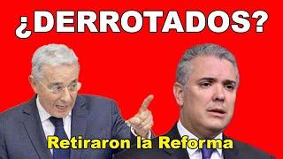 ÚLTIMA HORA! Gobierno retira Reforma Tributaria
