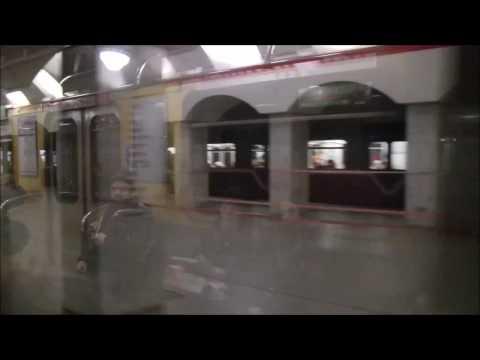 Проезд станции метро Лесная без остановки, СПб