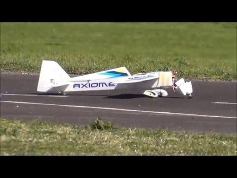 Hobby Plane - Algunos de los Accidentes de aviones rc - Crashes 2015 - 2016