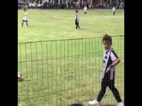 Wanderers vs bella vista gol de tiro libre
