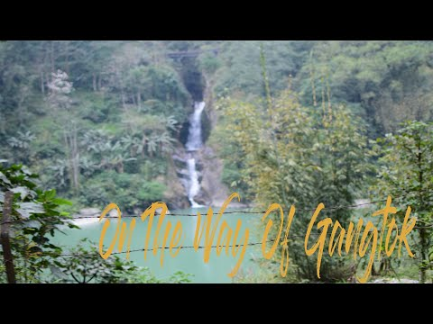 NJP TO GANGTOK ROADWAY 2017 | VIEW OF MOUNTAINS , TEESTA RIVER | PART 1