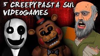 5 Creepypasta che non sai sui VIDEOGAMES - w/RE DI PIXEL