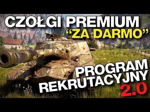 Program rekrutacyjny w World of Tanks - opinia i co można poprawić thumbnail