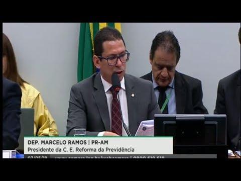 Comissão Especial da Reforma da Previdência - 07/05/19