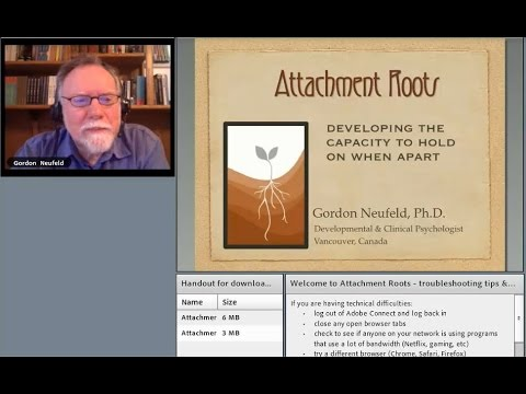 Attachment Roots: Developing the Capacity to Hold On When Apart