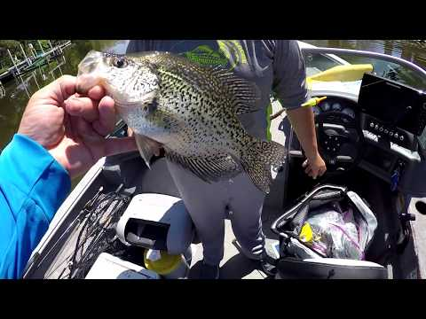 Almost DIED fishing Lake Winnnebago for Crappie and Walleye! (Not clickbait)