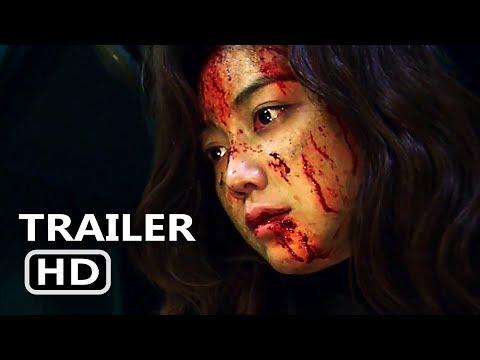 THE VILLAINESS Official Trailer 2017 - Action Movie HD 2017