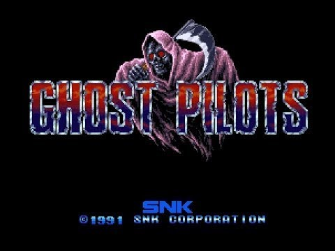 Ghost Pilots - Neo Geo HD Longplay