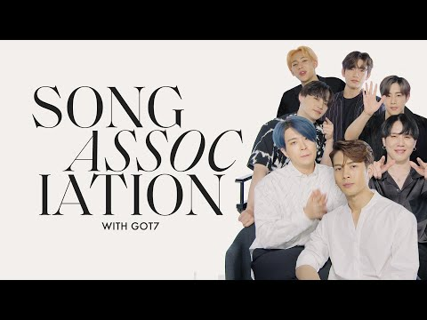 GOT7 Sing Post Malone Justin Bieber and K-Pop Hits in a Game of Song Association  ELLE