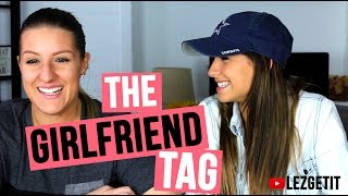 The Girlfriend Tag ft CHRISSIE | PT. 1