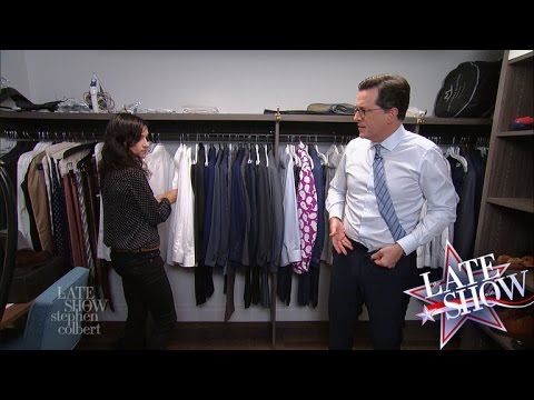 Stephen Colbert's Pants Were Rigged By The Political Establishment
