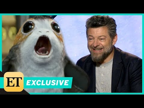 Download Youtube: Even 'Star Wars' Villain Andy Serkis Says No to Eating Porgs (Exclusive)