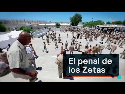 El penal de Los Zetas - con Denise Maerker