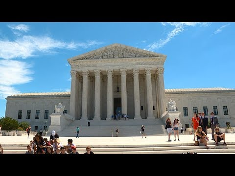 Supreme Court  agrees to review President Trump's travel ban case