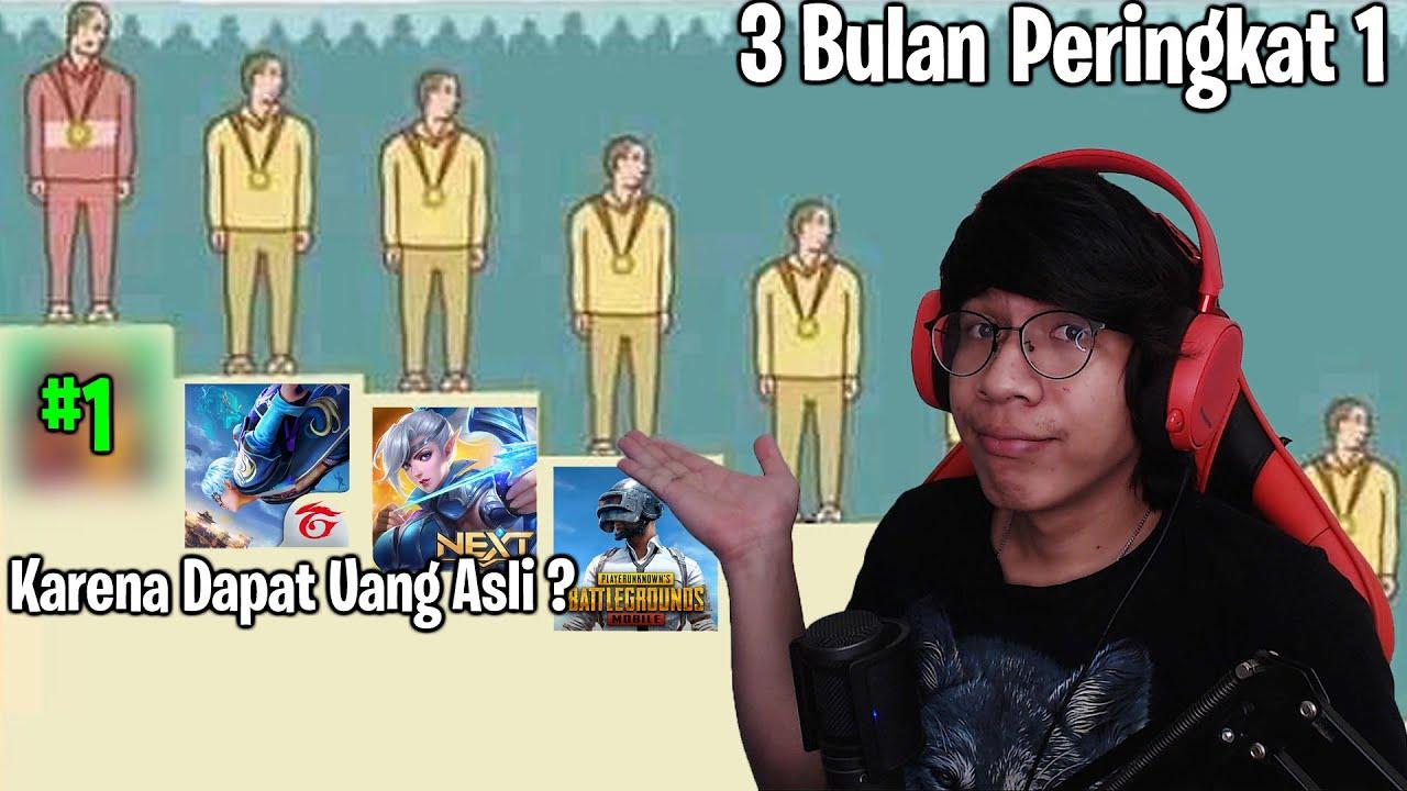 3 Bulan Jadi Game No 1 Playstore ! Apa Alasannya Ya ?
