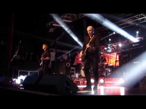 The Stranglers: Curfew Sheffield 2015