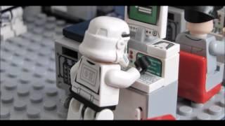 LEGO Animation Star wars|База Эндора| 1 серия| Возрождение Джедая