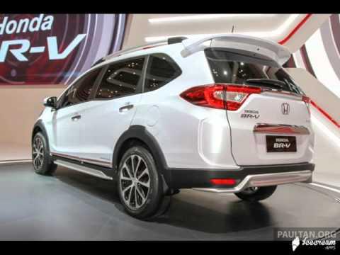 Honda Vezel Compact Suv India First Looks Doovi