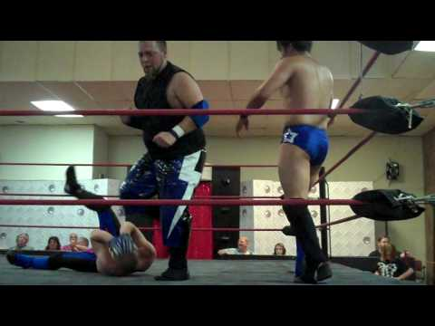 "St. Louis Syndicate vs. Ace Hawkins & Scott ""the Rookie"" Parker (part 2)"