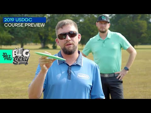 2019 USDGC | WINTHROP GOLD COURSE PREVIEW | BIG SEXY (Nate Sexton & Jeremy Koling) from YouTube · Duration:  12 minutes 12 seconds