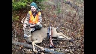 Whitetail Hunt Washington State 2015
