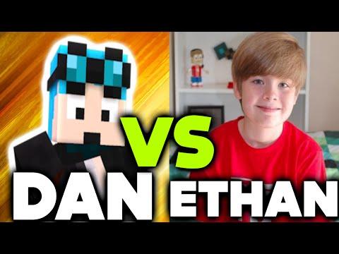 THEDIAMONDMINECART VS. ETHANGAMERTV!! | Roblox (DanTDM VS. EthanGamerTV)