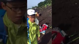 富士登山 富士宮ルート thumbnail