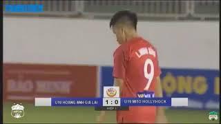 Lê Minh Bình - U19 HAGL - Vua Phá Lưới U19 Quốc tế 2018