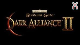 Forgotten Realms Baldur's Gate Dark Alliance II 2: Game Trailer (PS2, Xbox & 360 Compatible)