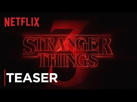 Stranger Things Season 3 Mall Rats Teaser