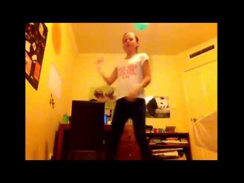 Me dancing (to happy)