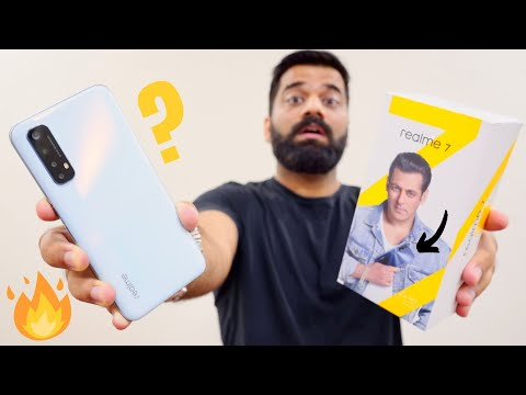 Realme 7 Unboxing & First Look - A Fresh Start?