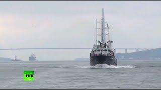 С суши на воду: четвёртый день крупнейших военных учений России