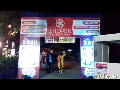 shopex  2017 cultural event nagpur
