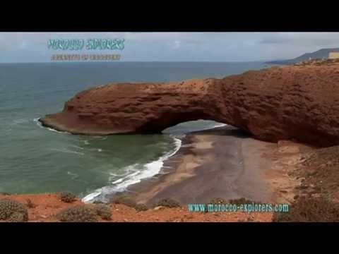 Beaches and Coast of Morocco in 30 seconds