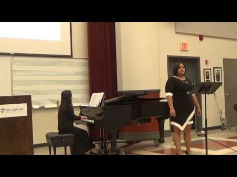 Lecture Recital Performance