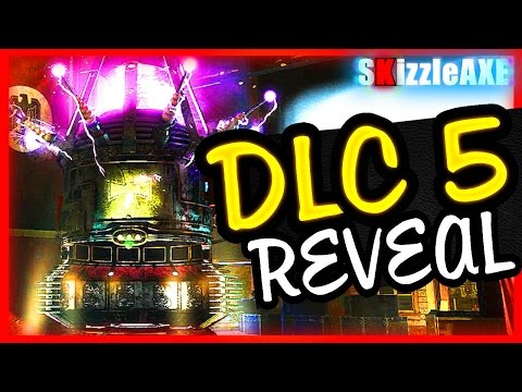 "DLC 5 ""Zombies Chronicles"" Reveal Live Stream! Treyarch DLC 5 Live Stream (Black Ops 3 Zombies)"