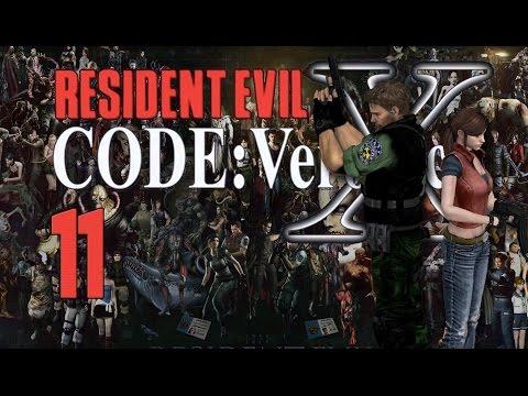"Resident Evil: Code Veronica | En Español | Capitulo 11 ""Escape de gas"""