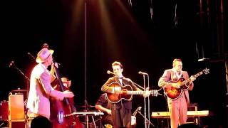 Johnny Trouble & The Rambling Men live @ X-Tra Zürich