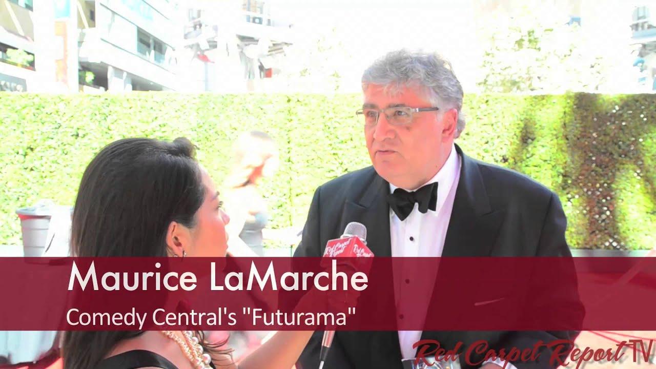 maurice lamarche voices