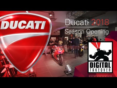 Ducati 2018 Open Season Launch | Cape Town
