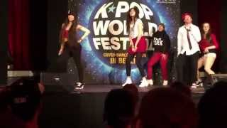 F(x)(에프엑스) - Nu ABO Dance Cover (After June)