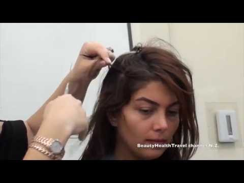 Class about Hair Extensions for beginner cosmetologists