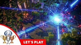 Nex Machina (Arcade Mode) Live Stream - New Game From Resogun Creator Housemarque
